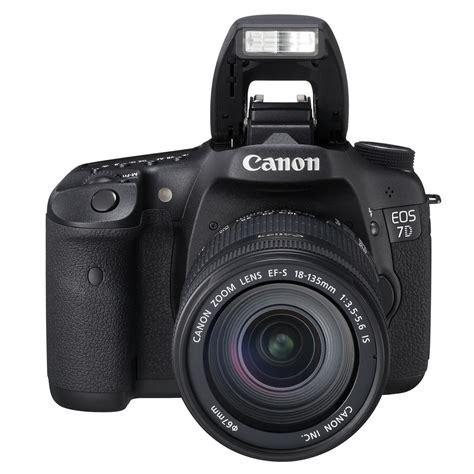 camaras de fotos cannon c 225 mara r 233 flex digital canon eos 7d con objetivo ef s 18 135 mm
