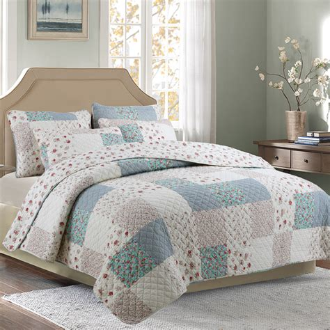 summer bed sheets popular patchwork bedspread buy cheap patchwork bedspread