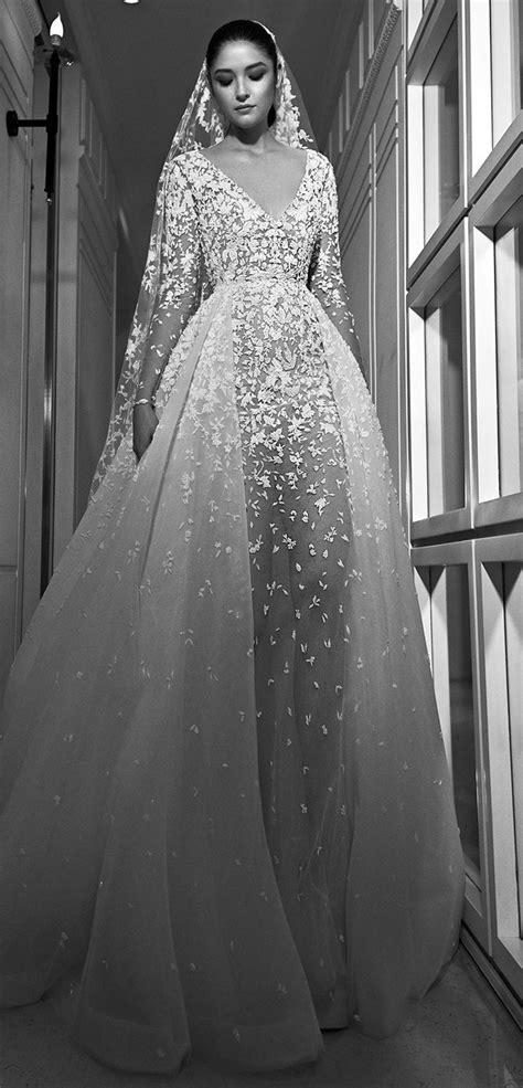 Zuhair Murad Fall 2017 Wedding Dresses - World of Bridal
