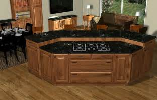 kitchen islands with cooktop island cooktop flickr photo
