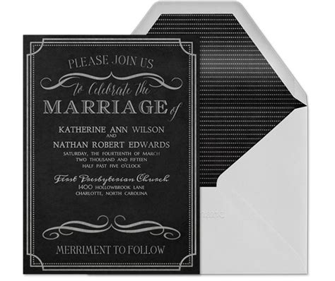 Wedding Invitations Evite we vow to make it easy how to word a wedding invitation