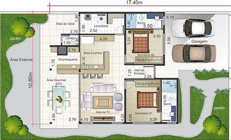 planta casas planta de casa t 233 rrea r 250 stica projetos de casas modelos