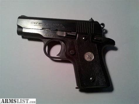 colt mustang 380 review object moved