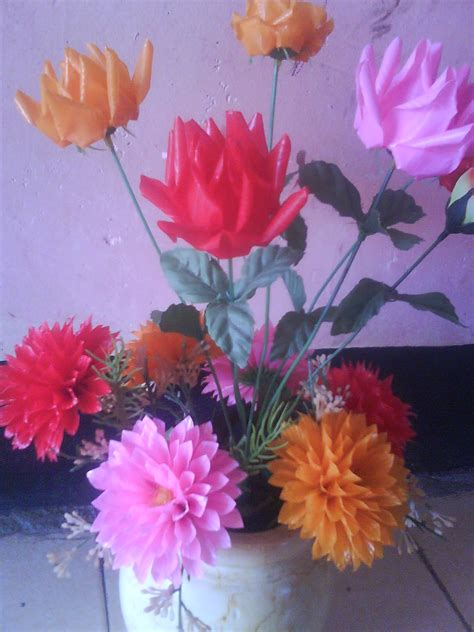 bunga  sedotan