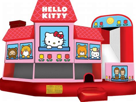 cheap inflatable  kitty    combo buy commercial