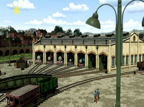 Friends Tidmouth Sheds by The And Friends Review Station S16 Ep 4 Percy And