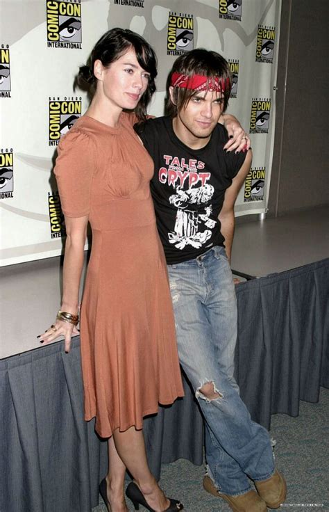 lena and thomas dekker lena headey photo 2024820 fanpop
