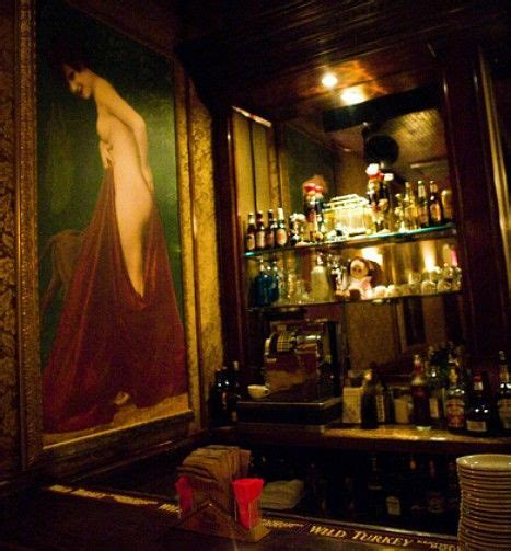 facade secret room the back room speakeasy is located an store facade part of new york s secret