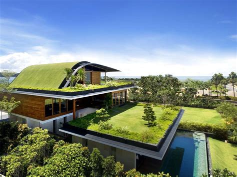 architecture modern sustainable home design other beautiful green roof design for modern house 4 home ideas