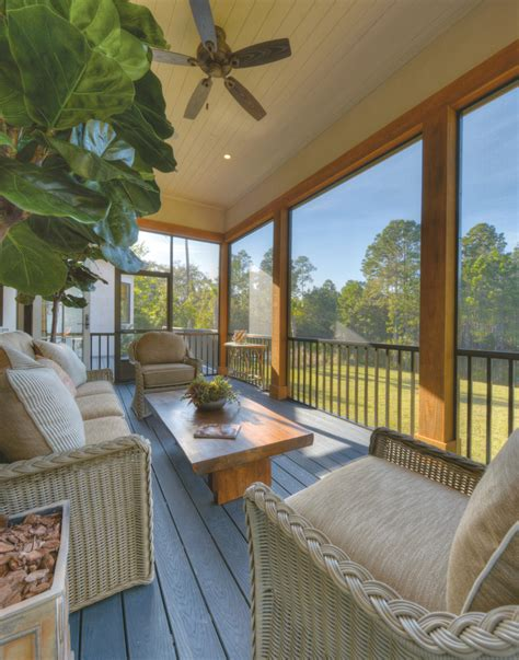 ceiling fan for screened porch screened in porch ideas porch with beige ceiling fan
