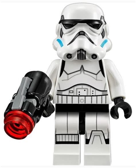 Part Lego Minifigures Weapon Mini Blaster Shooter lego wars rebels stormtrooper with firing