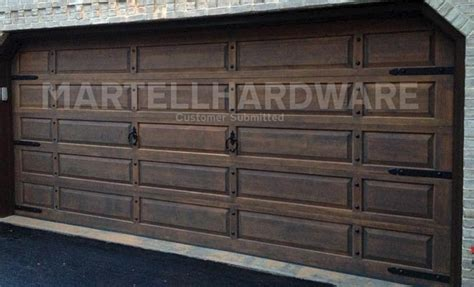 Garage Door Hardware Kits Agave Ironworks Wrought Iron Decorative Garage Door Kits Carriage Door Hardware Kits