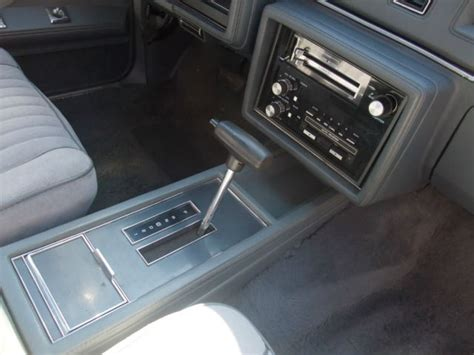 1985 Buick Regal Interior by 1985 Buick Regal T Type 3 8 Turbo Designer Grand National T Top Mint Interior For Sale In