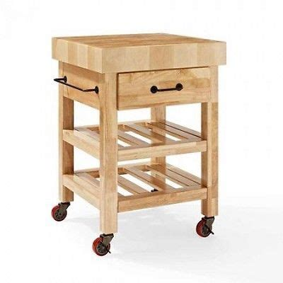 rolling kitchen island cart wood butcher block cutting 25 best ideas about butcher block kitchen cart on