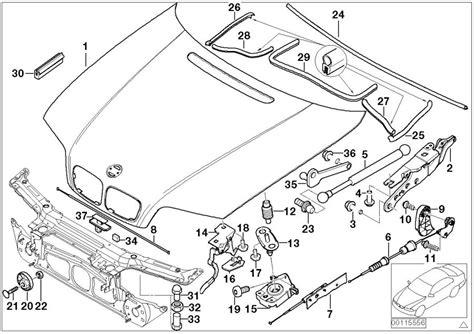bmw part diagram engine mounting parts