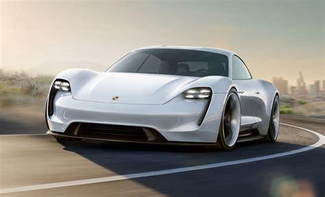 www porche cars volkswagen will challenge tesla in luxury electric