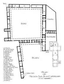 Plan View by File 1916 Rexford Newcomb Plan View Mission San Juan