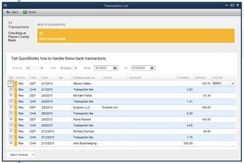 quickbooks tutorial banking paypal to quickbooks tutorial moneythumb