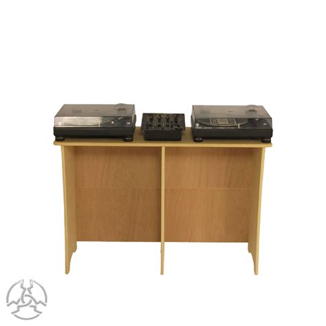 d1 dj desk compact and low