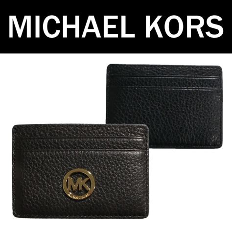 Card Holder Mk infinityyokohama rakuten global market michael kors