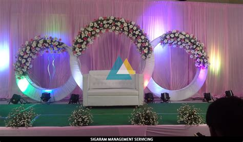 decoration ideas wedding gallery 171 sigaram wedding decorators