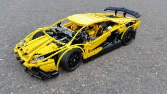 Lego Technic Lamborghini Lego Technic Lamborghini Aventador Yellow Hobby Lego