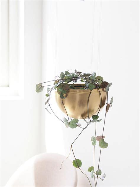hanging plant diy diy hanging plant l design sponge