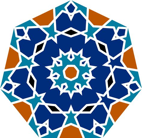 pattern islamic png clipart islamic geometric tile
