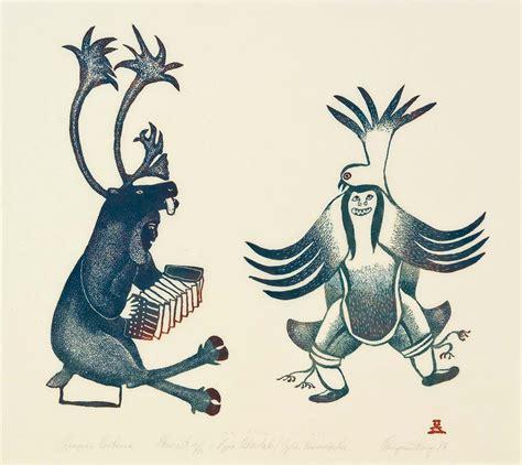 Home Decorative by Inuit Art Winnipeg Art Gallery