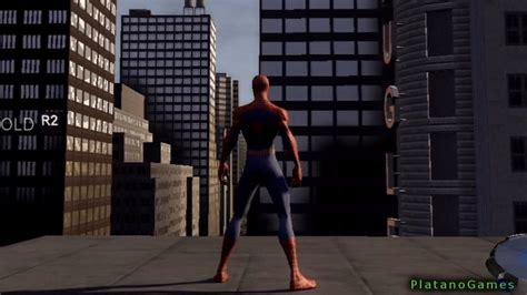 swing ps1 spider 3 swinging tutorial mission playstation 3