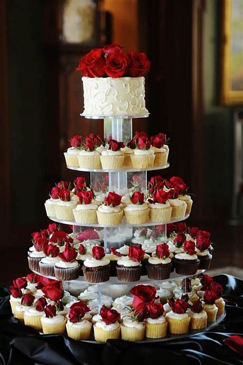 36 totally unique wedding cupcake ideas seasons wedding and