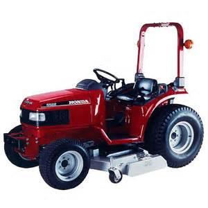 Honda Tractors Honda H6522 Compact Tractor 4x4 Parts