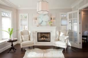fireplace chairs fireplace with wingback chairs transitional living