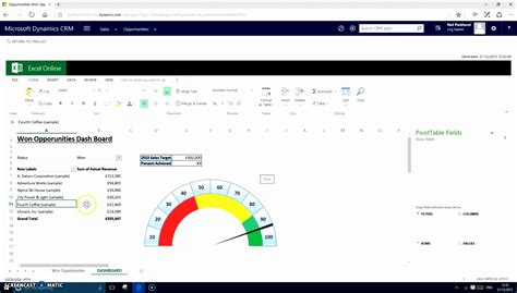 Dynamic Dashboard Template In Excel Nygjr Fresh Employee Attendance Planner And Tracker Dynamic Dashboard Template In Excel