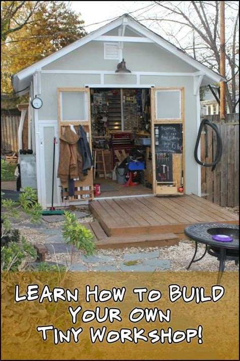 design your own shed home 25 best ideas about workshop design on pinterest