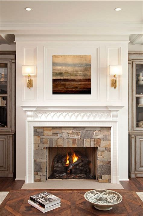 Fireplace Trim Ideas by 17 Of 2017 S Best Fireplaces Ideas On Hardwood