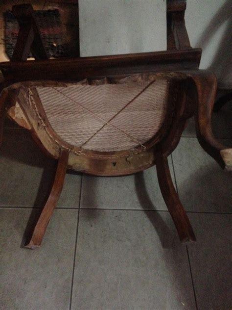 Kursi Betawi Satu Set kursi lenong satu set kaki kambing