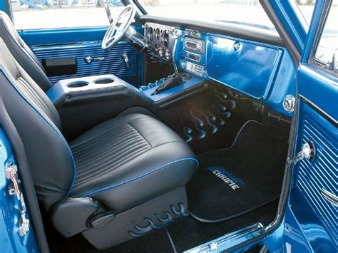 1970 chevy c10 bench seat 88 best c10 interior s images on pinterest chevrolet