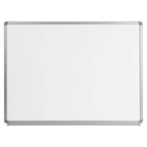 Sale Sakana Papan Whiteboard Magnetic 90 X 120 48 quot x 36 quot magnetic marker board white dcg stores