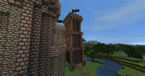 the siege of caer arden pvp map minecraft project