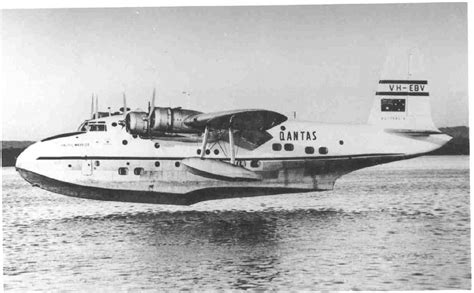 flying boat to australia history flying boats at redland bay redland city bulletin