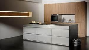 design edelstahl kchen exklusive luxusk 252 chen italienische designerk 252 chen aus professionellem edelstahl mit echtholz