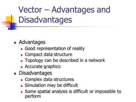 Eps Format Advantages And Disadvantages | intro to advanced gis and a review of basic gis ppt