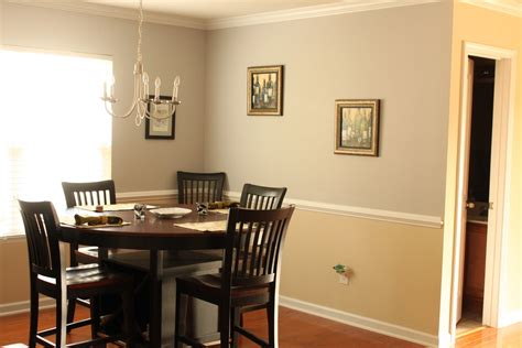 gray and beige scheme best color to paint a interior room for dining room decorating with simple