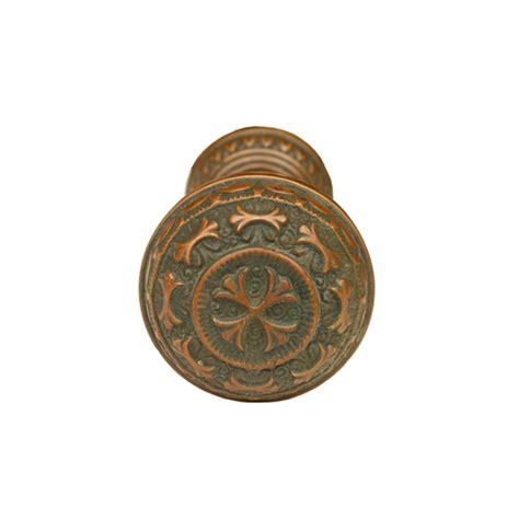 Ornate Door Knobs by Nashua Co Ornate Door Knobs Pair Mills