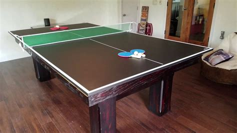 pool table conversion top ping pong conversion top for pool tables