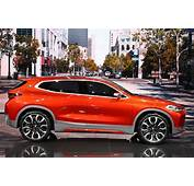 BMW X2 Concept Side Pro 01  Motor Trend