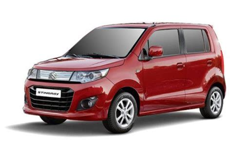 Maruti Wagon R Stingray Price in India, Review, Pics