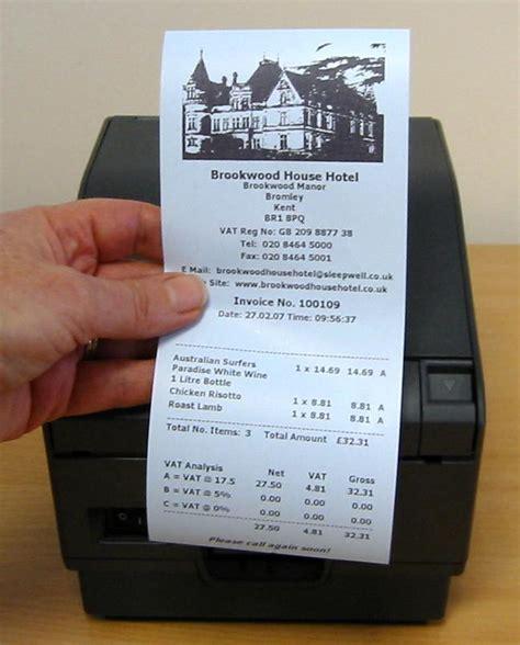 Printer Nota printer kasir tulisan jelas hitam bisa mencetak nota