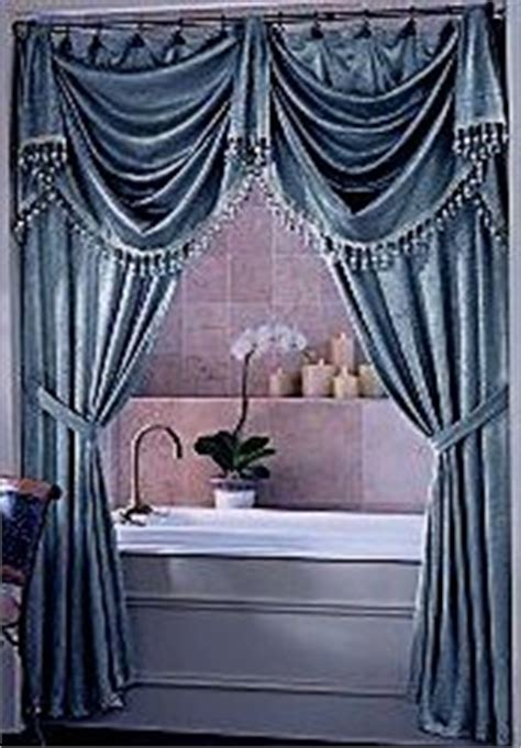 jcpenney swag curtains com jcpenney charisma crushed suede shower